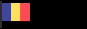 logo roemenie vakanties zwart